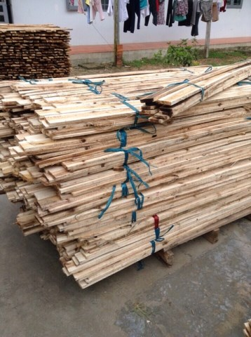 Thanh gỗ pallet
